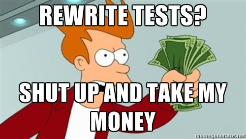 Gil Zilberfeld talks about testing economics and the actual cost of unit tests