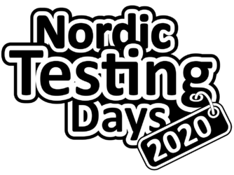Gil Zilberfeld presenting at Nordic Testing Days 2021