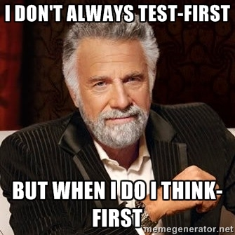 Gil Zilberfeld explains about analyzing and creating a strategy for unit tests and integration tests. It also covers also the TDD and test after perspective
