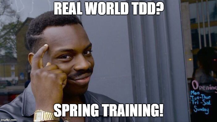 Gil Zilberfeld talks about real world TDD (test driven development) on the Spring framework on microservices