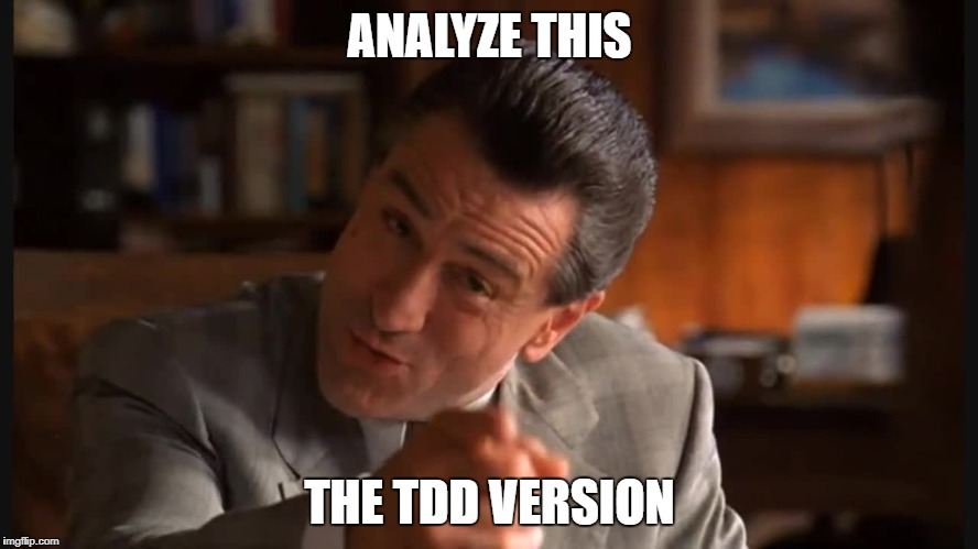Gil Zilberfeld explains TDD test case analysis and planning